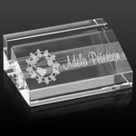 Business Card Holder 3-3/4in W