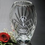 Durham Barrel Vase 10 in.