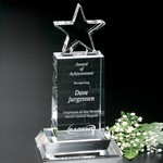 Champion Pedestal Star 8 in.