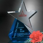 Azure Star Trophy 9-1/2 in.