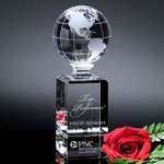 Cordova Globe Award 9in