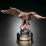 Award Eagle on Rock Award  8-1/2 in.