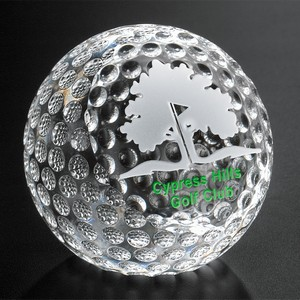 Clipped Golf Ball 3-1/8 in. Dia.