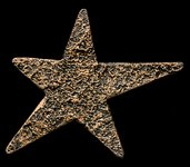 Star Bronze Accent Addition to an Award