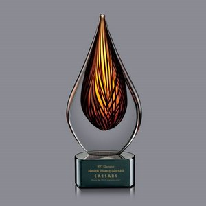 Barcelo Award on Black Base - 7?