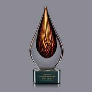 Barcelo Award on Black Base - 10