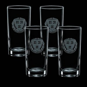 Aristocrat 15oz Cooler Glasses (Set of 4)