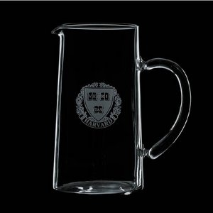 Aristocrat 43oz Water Pitcher Engraved