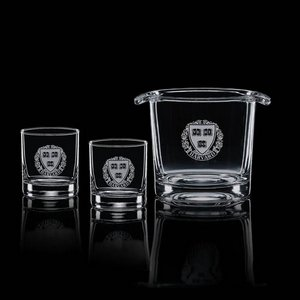 Aristocrat Ice Bucket & 2 On-the-Rocks