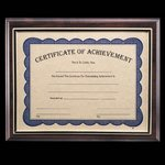 Farnsworth Certificate Holder - Cherry 8.5 in.x11 in.