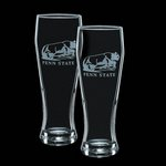 University 23oz Pilsner (Set of 2)