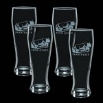 University 23oz Pilsner (Set of 4)
