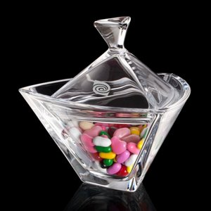 Giosetta Candy Bowl - 7 in. Crystalline