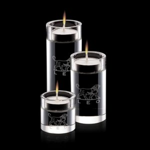 Tissot Candleholders - Optical Crystal (Set of 3)