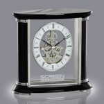 Nunzia Clock - Black/Silver 7?
