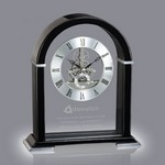 Knowsley Clock - Black 10