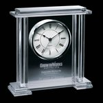 Chatsworth Mantle Clock - 9 in. High