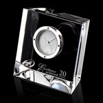 Genoa Clock - Optical 3-1/8