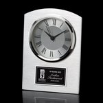 Carreno Clock - Aluminum 6?in.