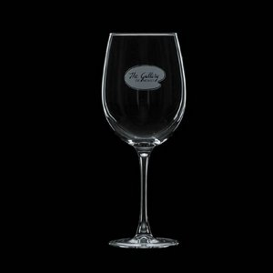Connoisseur Wine Glasses Engraved Glasses 19oz
