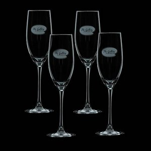 Connoisseur 8oz Flute (Set of 4)