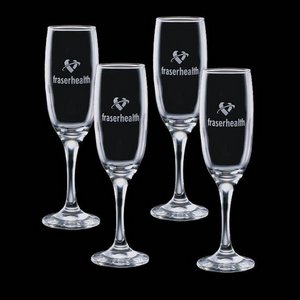 Carberry 6oz Champagne Flute (Set of 4)