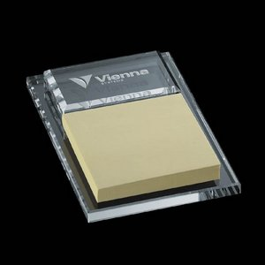Ericson Noteholder - 3 in.x3 in. Notepad
