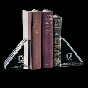 Normandale Bookends - Optical (Set of 2)