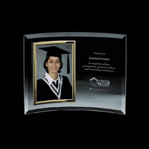 Welland Photo Frame - Vertical/Gold 4 in.x6 in.