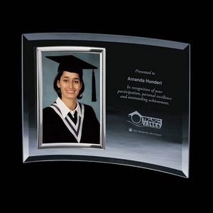 Welland Photo Frame - Vertical/Silver 8 in.x10 in.