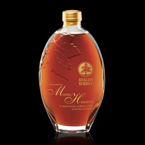 Maple Syrup Custom Etched-  Trafford 100ml