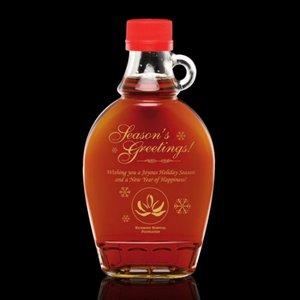 Maple Syrup Custom Etched-  Kent 500ml