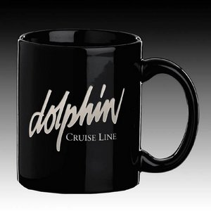 Malibu Coffee Mug - 12oz Black