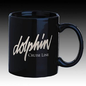 Malibu Coffee Mug - 12oz Cobalt Blue