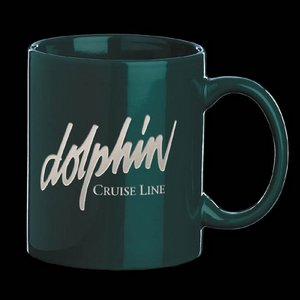 Malibu Coffee Mug - 12oz Green