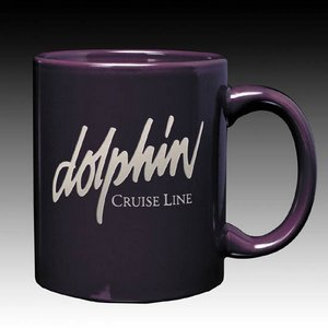 Malibu Coffee Mug - 12oz Purple