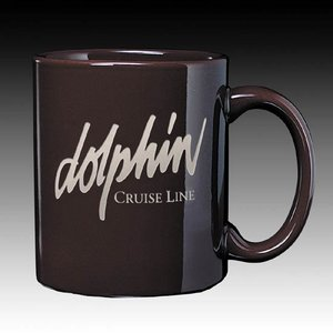 Malibu Coffee Mug - 12oz Brown