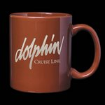 Malibu Mug - 12oz Burnt Orange