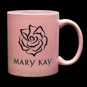 Malibu Coffee Mug - 12oz Pink