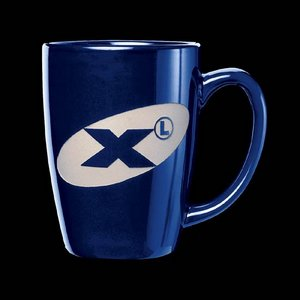 Norfolk Mug - 16oz Cobalt