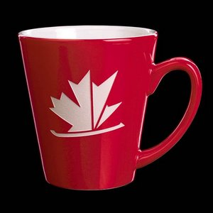 Sorrento Mug - 12oz Red