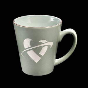 Sorrento 3-Tone Mug -12oz Sea Salt Green