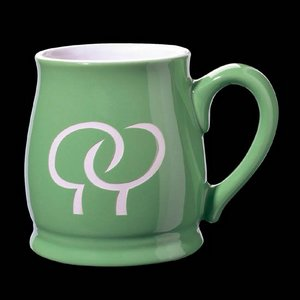 Biscayne Mug - 16oz Lime Green