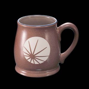 Biscayne 3-Tone Mug - 16oz Chocolate