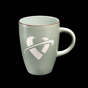 Endeavor 3-Tone Mug -13oz Sea Salt Green