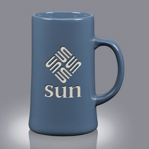 Palmira Mug - 13oz Steel Blue