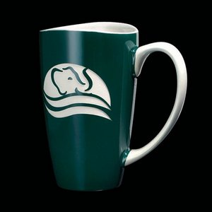 Paddington Mug - 17oz Dark Green