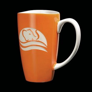 Paddington Mug - 17oz Orange