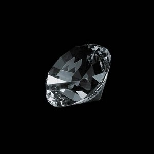 Optical Diamond - 2 in. Diameter