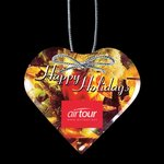 VividPrint  Ornament - Heart 3 3/4   in.